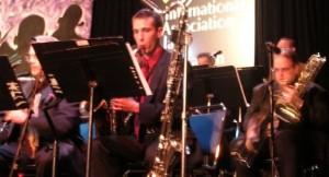 IAJE with Frank Mantooth Big Band