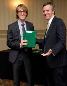 Hancock Rubinsky Award for excellence in teaching